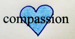 Compassion can be revolutionary