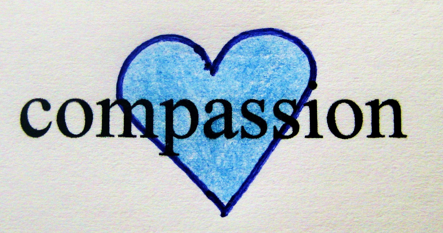 Compassion For Each Other