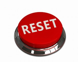If only I had a reset button for my feelings...